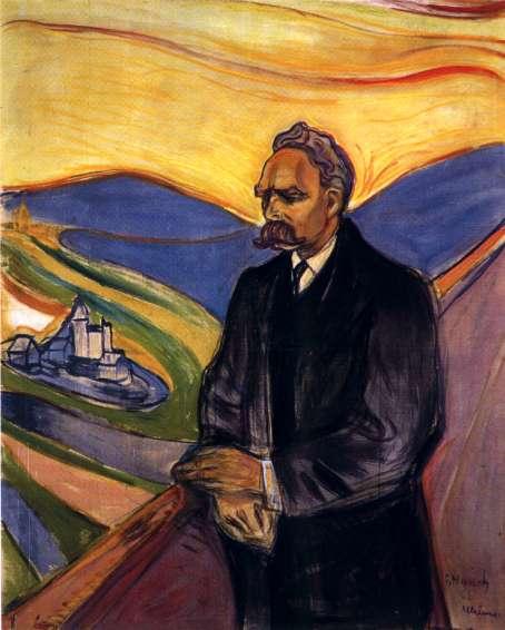 """Nietzsche nos dice """"Dios ha muerto"""""""